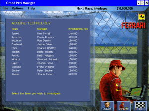 Grand Prix Manager 23