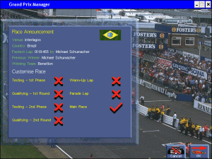 Grand Prix Manager 31