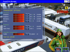 Grand Prix Manager 32