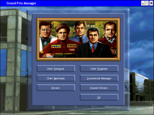 Grand Prix Manager 4