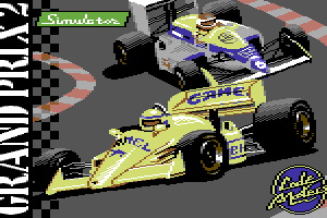 Grand Prix Simulator 2 0