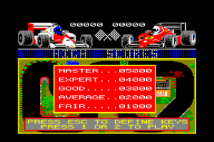 Grand Prix Simulator 1