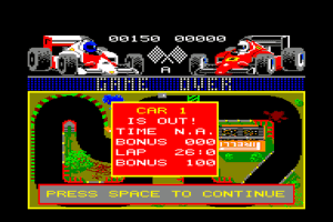 Grand Prix Simulator 4