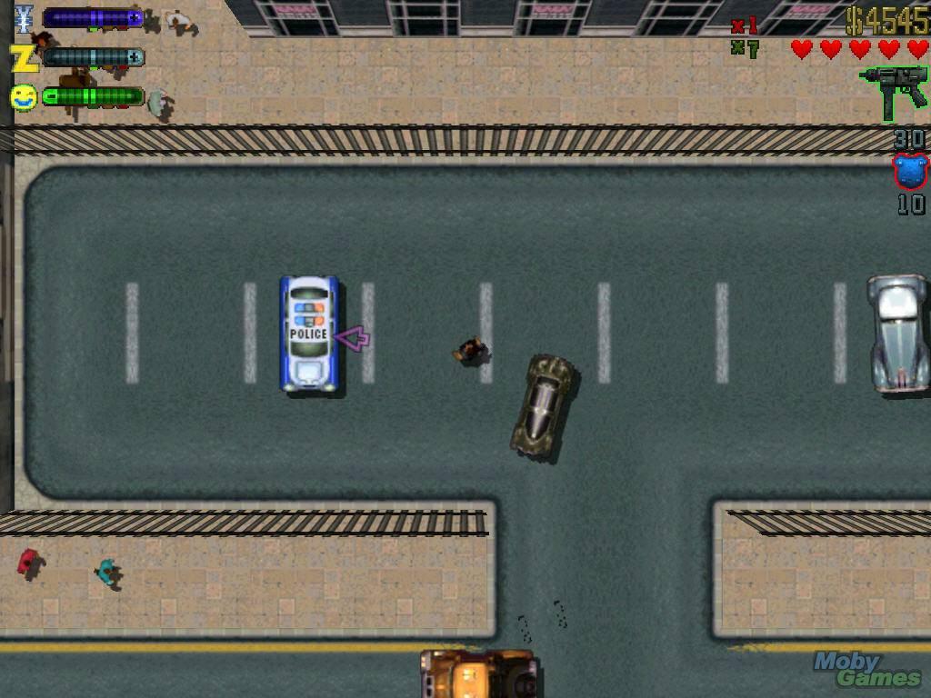 grand theft auto 2 pc