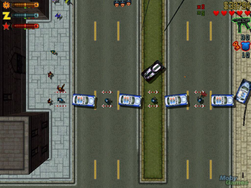 grand theft auto 3 online play free