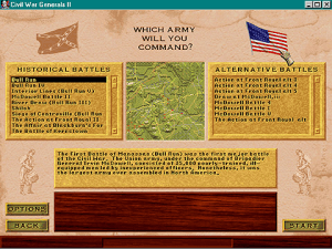 Grant - Lee - Sherman: Civil War 2: Generals abandonware