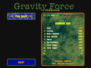 Gravity Force 1