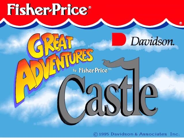 Download Great Adventures By Fisher Price Castle Windows My Abandonware