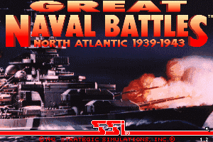 Great Naval Battles: North Atlantic 1939-43 0