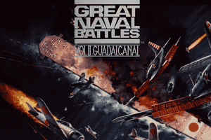 Great Naval Battles Vol. II: Guadalcanal 1942-43 0