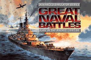 Great Naval Battles Vol. III: Fury in the Pacific, 1941-44 0