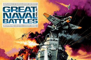 Great Naval Battles Vol. IV: Burning Steel, 1939-1942 0