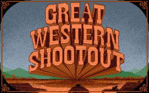 Great Western Shootout 0