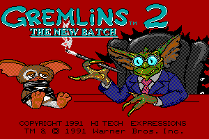 Gremlins 2: The New Batch 0