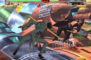 Guilty Gear X abandonware