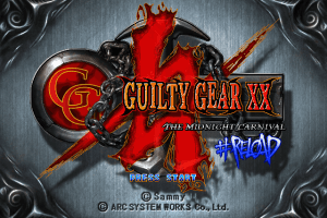 Guilty Gear X2: The Midnight Carnival #Reload 5