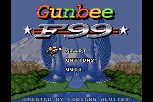 Gunbee F-99: The Kidnapping of Lady Akiko abandonware