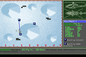 Gunship 2000: Philippine Islands & Antarctica Scenario Disk With Mission Builder 6