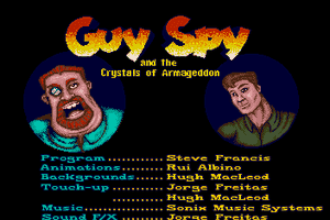 Guy Spy and the Crystals of Armageddon 2