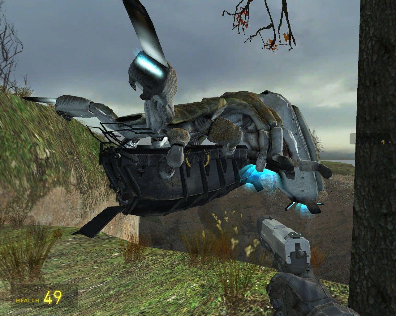 Half-Life 2 (Windows) - My Abandonware