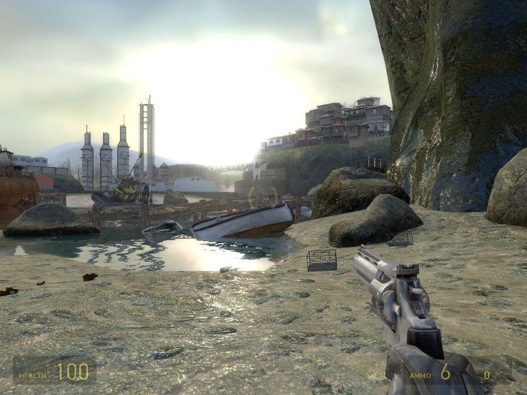 Half Life 2 Lost Coast Windows My Abandonware