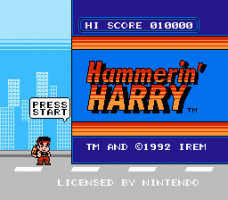 Hammerin' Harry 0