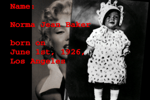 Hard Evidence: The Marilyn Monroe Files 1