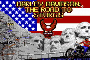 Harley-Davidson: The Road to Sturgis 0