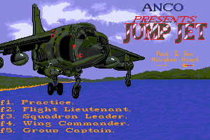 Harrier Mission abandonware