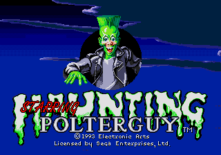 Haunting Starring Polterguy 4