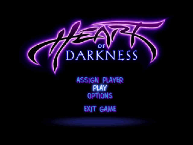 Скачать heart of darkness на компьютер