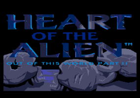 Heart of the Alien: Out of this World parts I and II 0