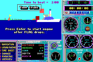 Heat Wave: Offshore Superboat Racing 20