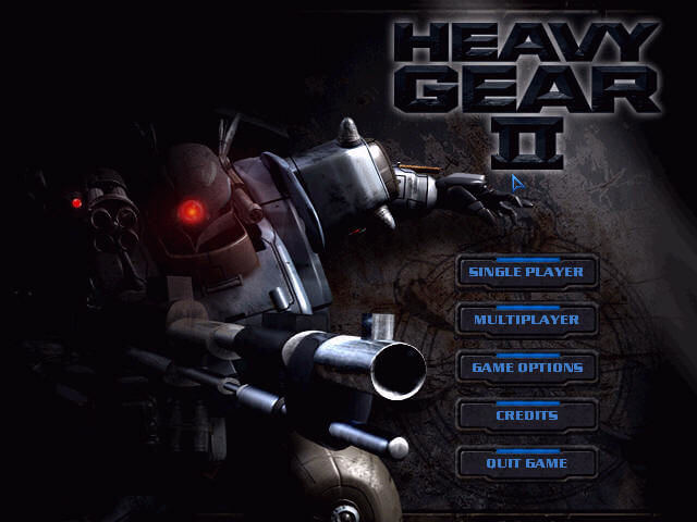 Heavy gear ii demo: activision: free download, borrow, and.