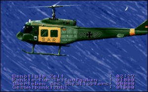 Helicopter Mission 17