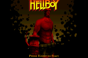 Hellboy: Dogs of the Night 0