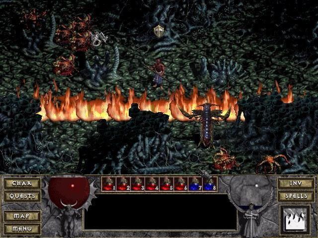 hellfire diablo