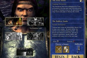 Heroes Chronicles: The Fiery Moon abandonware