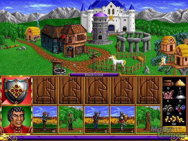 AND MAGIC 2 ABANDONWARE OF TÉLÉCHARGER MIGHT HEROES