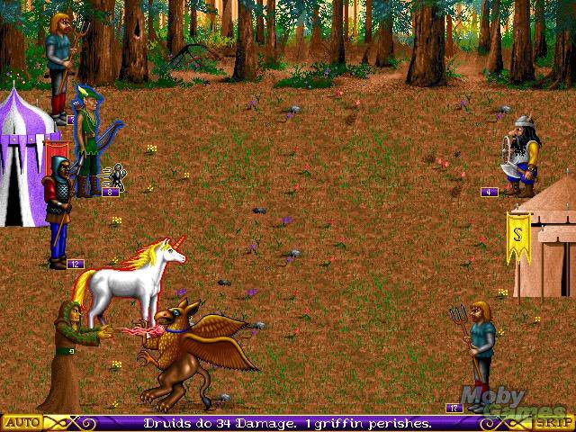 Heroes of might and magic v tribes of the east 2017 procyon