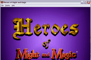 Heroes of Might and Magic 0