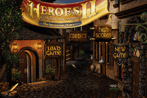 Heroes of Might and Magic II: The Succession Wars 0