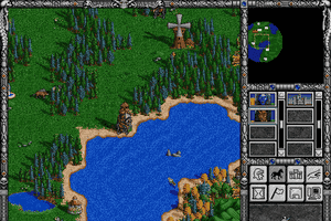 Heroes of Might and Magic II: The Succession Wars 10