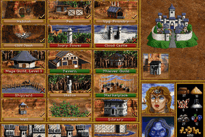 Heroes of Might and Magic II: The Succession Wars 8