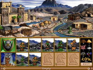 Heroes of Might and Magic II: The Succession Wars abandonware