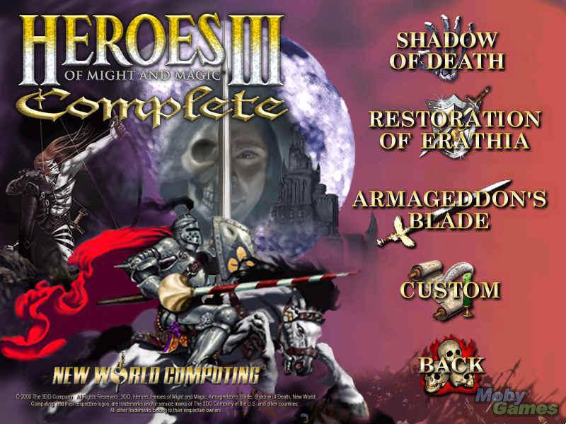 Heroes of Might and Magic III: Complete - Collector's Edition 0