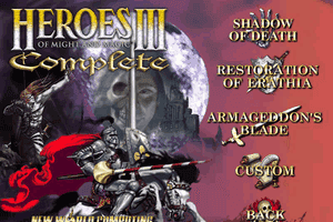 Heroes of Might and Magic III: Complete - Collector's Edition abandonware