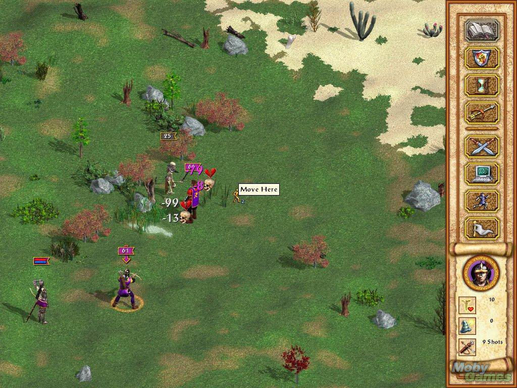 heroes of might and magic 3 mac