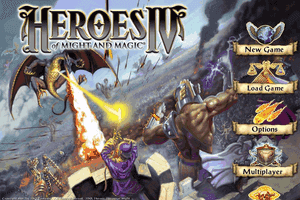 Heroes of Might and Magic IV 0