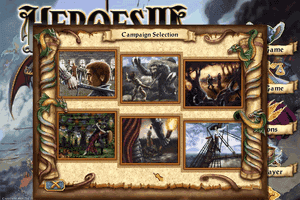 Heroes of Might and Magic IV 1